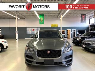 Used 2017 Jaguar F-PACE 35t Premium *CERTIFIED!* |NAV|SUNROOF|LEATHER| for sale in North York, ON