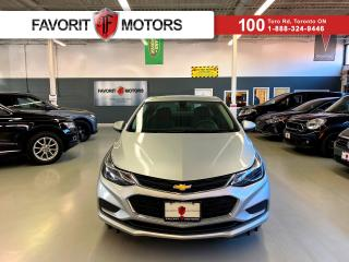 Used 2018 Chevrolet Cruze LT *CERTIFIED!* |BACKUP CAM|BLUETOOTH|ALLOYS| for sale in North York, ON