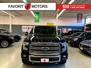 Used 2017 Ford F-150 Limited *CERTIFIED!* |NAV|BED LINER|SUNROOF|+++ for sale in North York, ON