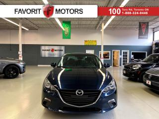 Used 2016 Mazda MAZDA3 |CERTIFIED!| *MONTH-END SPECIAL!* LOW KM'S! for sale in North York, ON