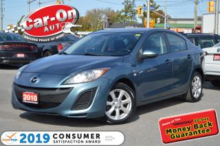 Used 2010 Mazda MAZDA3 5 SPEED BLUETOOTH PWR GRP CRUISE ALLOYS LOADED for sale in Ottawa, ON