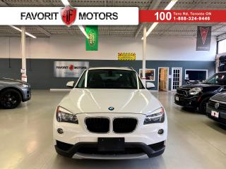 Used 2014 BMW X1 xDrive28i *CERTIFIED!* |LEATHER|SUNROOF|ALLOYS| for sale in North York, ON