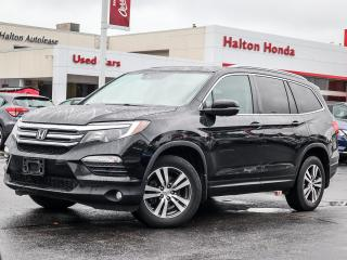 Used 2016 Honda Pilot EX-L-RES|NO ACCIDENTS for sale in Burlington, ON