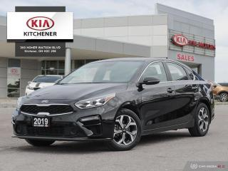 Used 2019 Kia Forte Sedan EX - APPLE CAR PLAY! for sale in Kitchener, ON