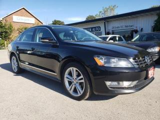 Used 2015 Volkswagen Passat HIGHLINE W/ NAV for sale in Waterdown, ON