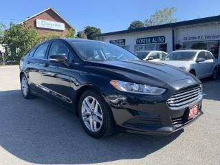 Used 2015 Ford Fusion SE for sale in Waterdown, ON