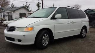 Used 2003 Honda Odyssey EX W/ LEATHER AND DV for sale in West Kelowna, BC