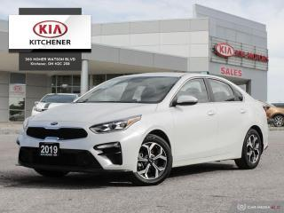 Used 2019 Kia Forte EX, BLIND SPOT SENSOR, CARFAX CLEAN! for sale in Kitchener, ON