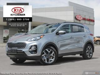 Used 2020 Kia Sportage EX Premium AWD for sale in Kitchener, ON
