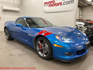 Used 2010 Chevrolet Corvette 2dr Cpe Z16 Grand Sport w-2LT Heritage Pkg for sale in St. George, ON