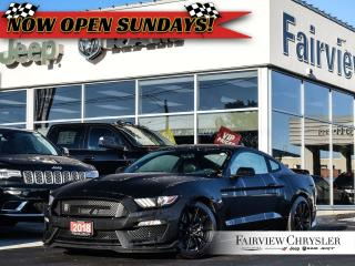 Used 2018 Ford Mustang Shelby l 6 SPEED l NAVIGATION l ACTIVE EXHAUST l for sale in Burlington, ON