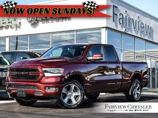 Used 2019 RAM 1500 Sport l BLINDSPOT l HEATED SEATS l CO CAR l for sale in Burlington, ON