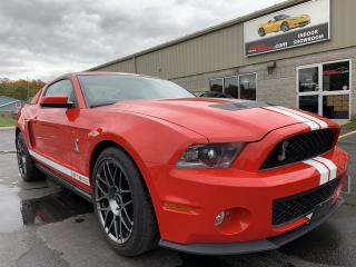 Used 2012 Ford Mustang 2dr Cpe Shelby GT500 for sale in St. George Brant, ON