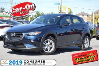 Used 2019 Mazda CX-3 ONLY 9, 000 KM REAR CAM HTD SEATS NAV READY LOADED for sale in Ottawa, ON