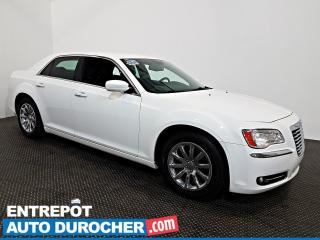 Used 2014 Chrysler 300 Touring Automatique - AIR CLIMATISÉ - Cuir for sale in Laval, QC