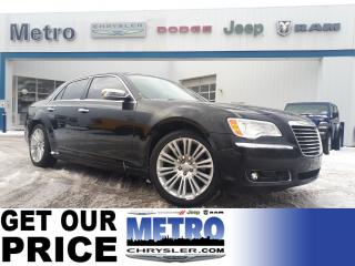 Used 2011 Chrysler 300C FULLY LOADED V8 HEMI for sale in Ottawa, ON