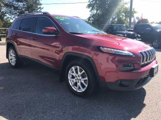 Used 2015 Jeep Cherokee North for sale in Mitchell, ON
