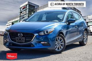 Used 2017 Mazda MAZDA3 SE No Accident| Blind Spot| GPS for sale in Thornhill, ON