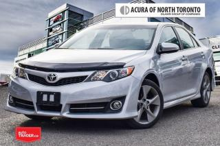 Used 2013 Toyota Camry 4-Door Sedan SE No Accident| LOW KM for sale in Thornhill, ON