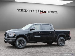 Used 2020 RAM 1500 Sport/Rebel for sale in Mississauga, ON