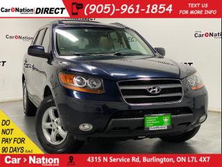 Used 2009 Hyundai Santa Fe Limited 3.3L| AS-TRADED| AWD| LEATHER| SUNROOF| for sale in Burlington, ON