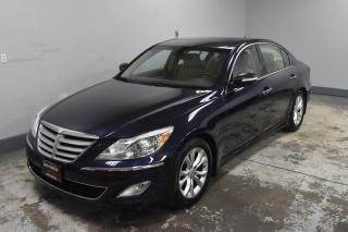 Used 2012 Hyundai Genesis SEDAN for sale in Kitchener, ON