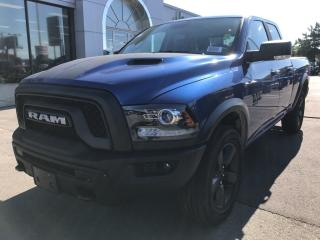 Used 2019 RAM 1500 Classic Warlock Quad 4x4 V6 for sale in Hamilton, ON