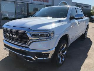 Used 2019 RAM 1500 Limited Crew 4x4 V8 w/Air Ride, Power Boards, Sunr for sale in Hamilton, ON