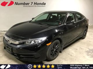 Used 2018 Honda Civic LX| LOW KM| Backup Cam| Rims| for sale in Woodbridge, ON