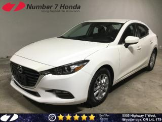 Used 2017 Mazda MAZDA3 GS| Navi| Backup Cam| Bluetooth| for sale in Woodbridge, ON