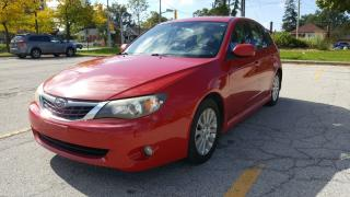 Used 2008 Subaru Impreza 5dr HB Auto 2.5i Sport for sale in Scarborough, ON