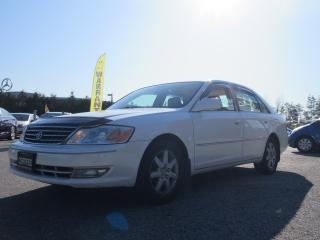 Used 2003 Toyota Avalon XLS/ ACCIDENT FREE for sale in Newmarket, ON