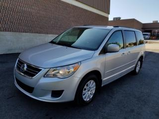 Used 2010 Volkswagen Routan 4dr Wgn Comfortline for sale in Mississauga, ON
