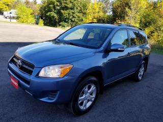 Used 2009 Toyota RAV4 4WD 4dr I4 Base for sale in Mississauga, ON