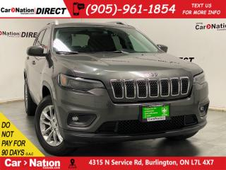 Used 2019 Jeep Cherokee North  4X4  BACK UP CAMERA  for sale in Burlington, ON
