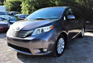 Used 2011 Toyota Sienna 5dr V6 Limited 7-Pass AWD for sale in Richmond Hill, ON