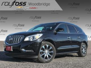 Used 2017 Buick Enclave AWD, VENTED SEATS, SUNROOF, NAV for sale in Woodbridge, ON