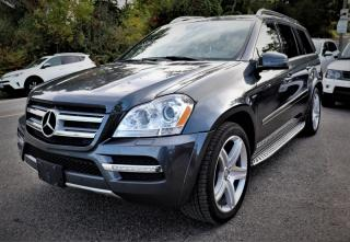 Used 2012 Mercedes-Benz GL-Class 4MATIC 4dr 3.0L BlueTEC for sale in Richmond Hill, ON