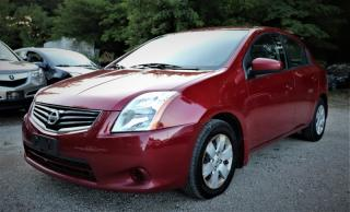 Used 2010 Nissan Sentra 4DR SDN I4 2.0 for sale in Richmond Hill, ON