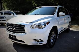 Used 2013 Infiniti JX35 AWD 4DR for sale in Richmond Hill, ON