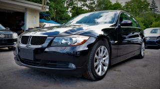 Used 2007 BMW 3 Series 4dr Sdn 328xi AWD for sale in Richmond Hill, ON