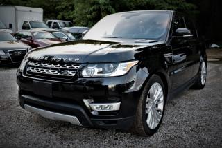 Used 2016 Land Rover Range Rover Sport 4WD 4dr Td6 HSE for sale in Richmond Hill, ON