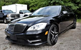 Used 2012 Mercedes-Benz S-Class 4dr Sdn 3.0L V6 BlueTEC 4MATIC for sale in Richmond Hill, ON