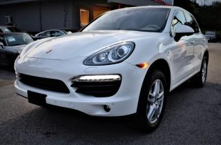 Used 2011 Porsche Cayenne AWD 4dr S for sale in Richmond Hill, ON