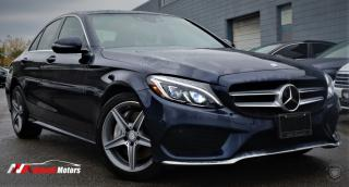 Used 2017 Mercedes-Benz C-Class 4dr Sdn C300 4MATIC for sale in Brampton, ON