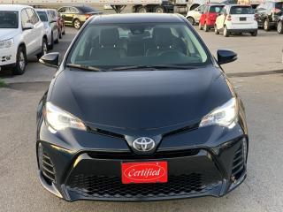 Used 2019 Toyota Corolla SE for sale in Woodbridge, ON