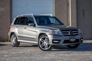 Used 2011 Mercedes-Benz GLK-Class GLK350 4MATIC AMG Sport Package for sale in St. Catharines, ON