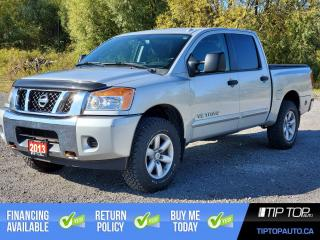 Used 2013 Nissan Titan SV for sale in Bowmanville, ON