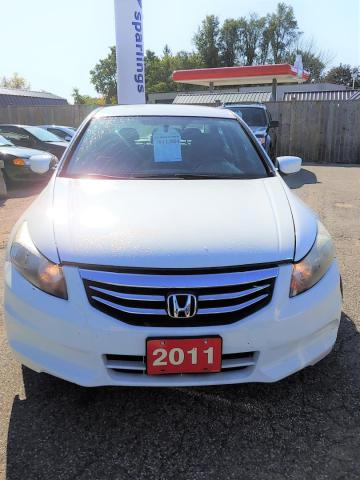 2011 Honda Accord SE Sedan AT Priced to sell regardless of your credit situation. Financing available.
