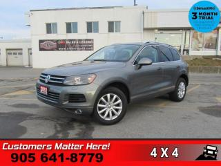 Used 2012 Volkswagen Touareg Comfortline for sale in St. Catharines, ON